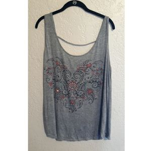 EUC Maurices Blingy Tank